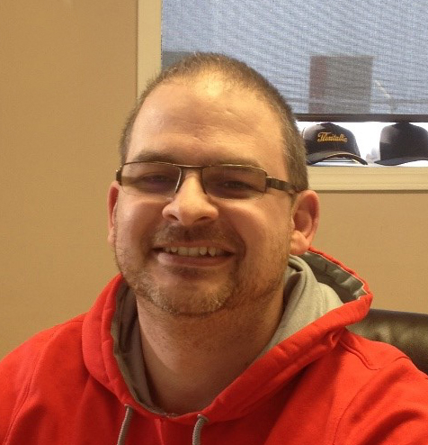 Andy Cyr - Branch Manager - Hinton, AB